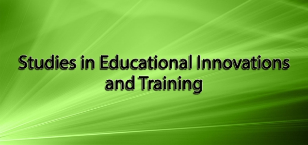 Studies in Educational Innovations and Training
